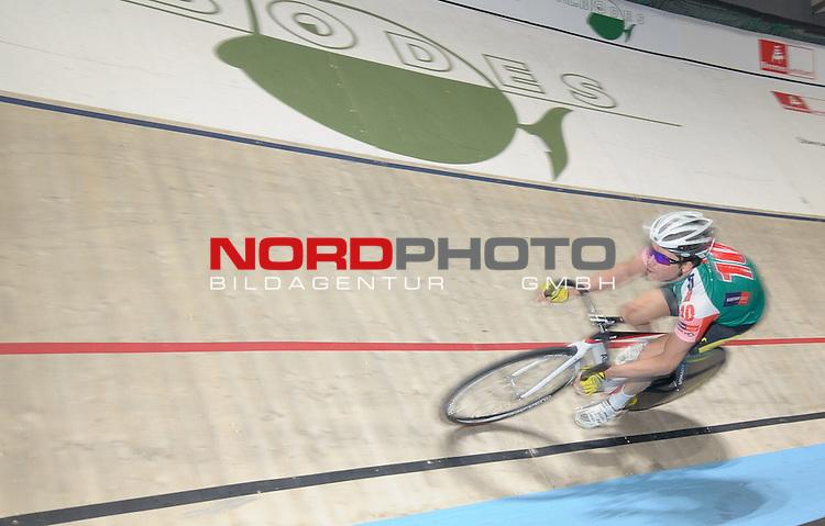 11.01.2014, &Ouml;VB Arena, Bremen, GER, Sixdays Bremen, im Bild Martin Blaha (Team Karstadt Sport #10)<br /> <br /> Foto &copy; nordphoto / Frisch