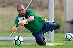 Getafe CF's Sergio Valero during training session. August 1,2017.(ALTERPHOTOS/Acero)