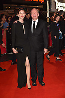 Hans Zimmer<br /> Widows opening gala ilm screeningat BFI London Film Festival<br /> In Leicester Square, London, England on October 10, 2018.<br /> CAP/PL<br /> ©Phil Loftus/Capital Pictures