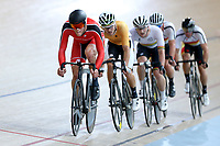 Hugo Jones of Canterbury competes in the Elite Men Omnium 2 Tempo race 10km at the Age Group Track National Championships, Avantidrome, Home of Cycling, Cambridge, New Zealand, Saturday, March 18, 2017. Mandatory Credit: © Dianne Manson/CyclingNZ  **NO ARCHIVING**