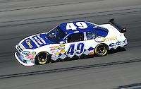 Feb 29, 2008; Las Vegas, NV, USA; NASCAR Sprint Cup Series driver Ken Schrader during practice for the UAW Dodge 400 at Las Vegas Motor Speedway. Mandatory Credit: Mark J. Rebilas-US PRESSWIRE