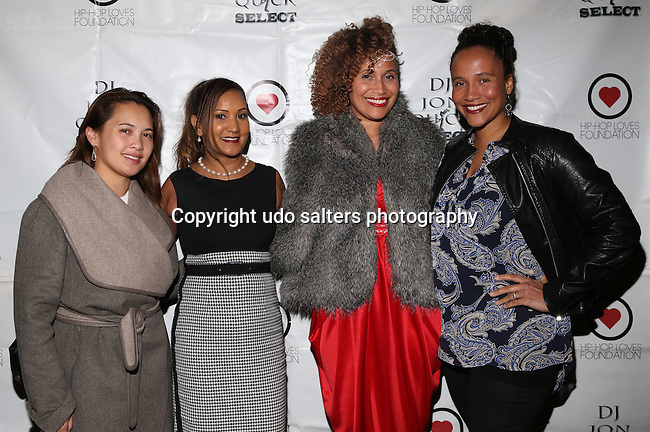 DJ Jon Quick's 2016 Beauty & the Beat: Heroines of Excellence Awards Honoring  KD Wilson - Veronica Dunlap Esq. - Sharee Stephens - Anita Kopacz - Raqiyah Mays - Niki Darling<br /> Tricia Messerous - Jeroslyn Johnson - Monique Carswell - Michelle Bell - Autumn Dawn Mcdonald ICONIC SISTER AWARD HONOREE - YVETTE DAVIS-GAYLE Hosted by Déjà Vu and  Powered by Fresh Direct - NV Magazine - Doris New York - Uptown Magazine<br /> held at Suite 36 - 16 West 36th St.  NYC