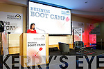 Colette Fitzpatrick at the Young Entrepreneur Business Boot Camp in the Brandon Hotel, Tralee on Friday.