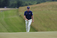 Brandt Snedeker (USA) walks onto the 8th green during Saturday's Round 3 of the 117th U.S. Open Championship 2017 held at Erin Hills, Erin, Wisconsin, USA. 17th June 2017.<br /> Picture: Eoin Clarke | Golffile<br /> <br /> <br /> All photos usage must carry mandatory copyright credit (&copy; Golffile | Eoin Clarke)