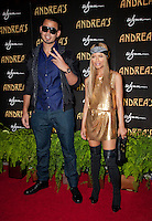 LAS VEGAS, NV - January 16 : Afrojack and Havana Brown pictured at the grand opening of Andrea's at Encore at Wynn Las Vegas in Las Vegas, Nevada on January 16, 2013. Credit: Kabik/Starlitepics/MediaPunch Inc. /NortePhoto