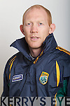 Alan OSullivan, Management Team of the Kerry Senior Football Team 2012.
