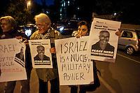 Pacifisti contro Nucleare Israeliano
