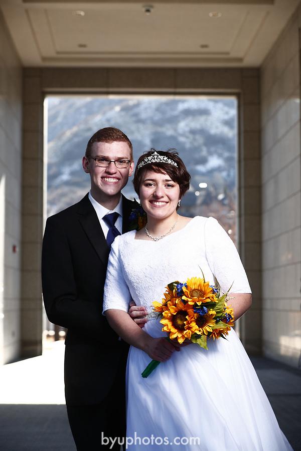 JSW 1711 Anderson Wedding 750<br /> <br /> JSW 1711 Anderson Wedding<br /> <br /> Derek and Becky Anderson - Draper Temple<br /> <br /> December 28, 2017<br /> <br /> Jaren Wilkey/BYU<br /> <br /> &copy; BYU PHOTO 2017<br /> All Rights Reserved<br /> photo@byu.edu  (801)422-7322