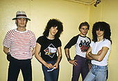 Jun 1981: TRUST - Photosession in Paris France