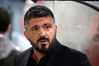 Gennaro Gattuso   during the  Coppa Italia ( Tim Cup) final soccer match,  Ac Milan  - Juventus Fc       at  the Stadio Olimpico in Rome  Italy , 09 May 2018