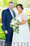 O'Neill/Holmes wedding in the Rose Hotel on Saturday July 27th.