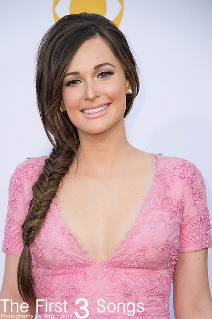 Kacey Musgraves attends the 50th Academy Of Country Music Awards at AT&T Stadium on April 19, 2015 in Arlington, Texas.