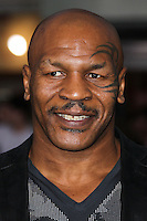 "WESTWOOD, LOS ANGELES, CA, USA - APRIL 07: Mike Tyson at the Los Angeles Premiere Of Summit Entertainment's ""Draft Day"" held at the Regency Bruin Theatre on April 7, 2014 in Westwood, Los Angeles, California, United States. (Photo by Xavier Collin/Celebrity Monitor)"