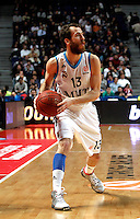 Real Madrid's Sergio Rodriguez during Euroliga match. February 28,2013.(ALTERPHOTOS/Alconada)