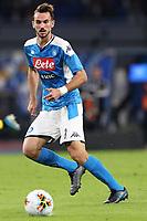 Fabian Ruiz of Napoli in action<br /> Napoli 19-10-2019 Stadio San Paolo <br /> Football Serie A 2019/2020 <br /> SSC Napoli - Hellas Verona FC<br /> Photo Cesare Purini / Insidefoto