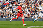 Danny Ings back in action for Liverpool during the Barclays Premier League match at The Hawthorns.  Photo credit should read: Malcolm Couzens/Sportimage