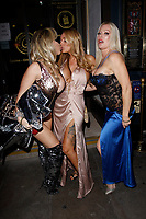 LONDON, ENGLAND - NOVEMBER 09 :  Chessie Kay and Stacey Saran attend The Paul Raymond Awards 2017, at the Cafe de Paris on November 09, 2017 in London, England.<br /> CAP/AH<br /> &copy;Adam Houghton/Capital Pictures