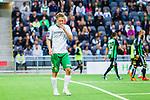 Stockholm 2014-06-18 Fotboll Superettan Hammarby IF - GAIS :  <br /> Hammarbys Erik Israelsson deppar<br /> (Foto: Kenta J&ouml;nsson) Nyckelord:  Superettan Tele2 Arena Hammarby HIF Bajen GAIS depp besviken besvikelse sorg ledsen deppig nedst&auml;md uppgiven sad disappointment disappointed dejected
