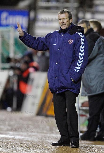 Graham Rix, Hearts.stock season 2005-2006.pic willie vass