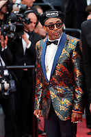 Spike Lee attends the screening of 'Blackkklansman' during the 71st annual Cannes Film Festival at Palais des Festivals on May 14, 2018 in Cannes, France. <br /> CAP/GOL<br /> &copy;GOL/Capital Pictures
