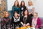 Group of ladies from Duagh celebrating Womens Christmas last Saturday night in Leens Hotel.<br /> Front: Mag O&rsquo; Sullivan, Josephine McElligott, Catriona McElligott, Rita Joy.<br /> Back: Martina Enright, Suzanne Kennedy, Loraine Doorley.