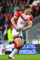 Picture by Alex Whitehead/SWpix.com - 01/05/2014 - Rugby League - First Utility Super League - St Helens v London Broncos - Langtree Park, St Helens, England - St Helens' Jon Wilkin.
