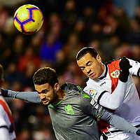 2019.01.20 La Liga Rayo Vallecano VS Real Sociedad