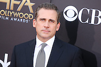 HOLLYWOOD, LOS ANGELES, CA, USA - NOVEMBER 14: Steve Carell arrives at the 18th Annual Hollywood Film Awards held at the Hollywood Palladium on November 14, 2014 in Hollywood, Los Angeles, California, United States. (Photo by Xavier Collin/Celebrity Monitor)