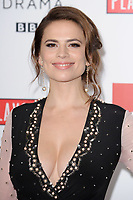 Hayley Atwell at the &quot;Howard's End&quot; screening held at the BFI NFT South Bank, London, UK. <br /> 01 November  2017<br /> Picture: Steve Vas/Featureflash/SilverHub 0208 004 5359 sales@silverhubmedia.com