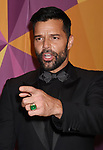 BEVERLY HILLS, CA - JANUARY 07: Singer/actor Ricky Martin arrives at HBO's Official Golden Globe Awards After Party at Circa 55 Restaurant in the Beverly Hilton Hotel on January 7, 2018 in Los Angeles, California.