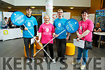 At the IT Tralee  Spring Open Day on Saturday were Kamil Micka, Tara Dwyer, Andrew Landy and Helen Edgar