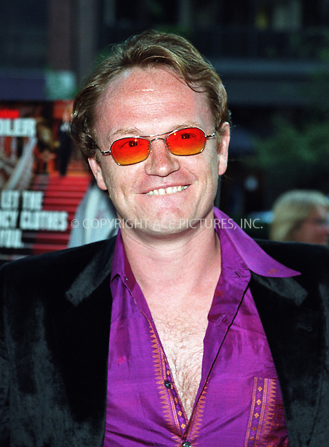Jared Harris arrives at the world premiere of Mr. Deeds in New York. June 18, 2002. Please byline: Alecsey Boldeskul/NY Photo Press.   ..*PAY-PER-USE*      ....NY Photo Press:  ..phone (646) 267-6913;   ..e-mail: info@nyphotopress.com
