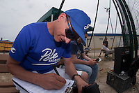22 May 2009: Boris Rothermundt is seen during the 2009 challenge de France, a tournament with the best French baseball teams - all eight elite league clubs - to determine a spot in the European Cup next year, at Montpellier, France.