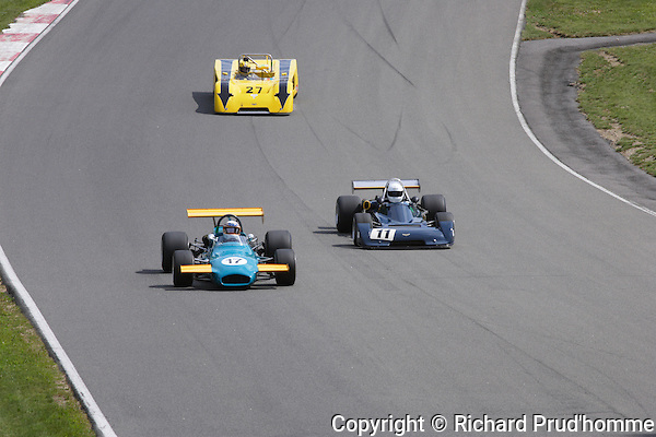 Legends of Motorsports Tremblant, The maiden edition of this series was held at the  Circuit Mont Tremblant