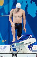 GOVOROV Andrii UKR<br /> 50 Butterfly Men Semifinal<br /> Swimming Kazan Arena<br /> Day10 02/08/2015<br /> XVI FINA World Championships Aquatics Swimming<br /> Kazan Tatarstan RUS July 24 - Aug. 9 2015 <br /> Photo A.Masini/Deepbluemedia/Insidefoto