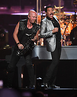 SUNRISE FL - AUGUST 10: Lionel Richie performs at The BB&amp;T Center on August 10, 2017 in Sunrise, Florida. <br /> CAP/MPI04<br /> &copy;MPI04/Capital Pictures