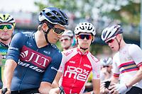 Picture by Allan McKenzie/SWpix.com - 16/07/17 - Cycling - HSBC UK British Cycling Grand Prix Series - Velo29 Altura Stockton Grand Prix - Stockton, England - JLT Condor's Jon Mould.