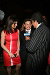 "Pix 11 Tamsen Fadal and Mr G  Interview Project Sunshine Founder Joseph Wilguest At The Tenth Annual Project Sunshine Benefit, ""Ten Years of Evenings Filled with Sunshine"" honoring Dionne Warwick, Music Legend and Humanitarian Presented by Clive Davis Held At Cipriani 42nd street"