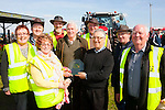 Presentation<br /> -----------------<br /> Breda Collins wife of the late Maurice,presents Billy Donegal with a plaque for the oldest tractor at the Maurice Collins Vintage day last Sunday,pictured were Kathleen McCarthy,Breda Collins,Billy donegan,Brendan Griffin,Pa Riordan,JP Corridan,Joe McCarthy,Ned Murphy, and Moss Trant