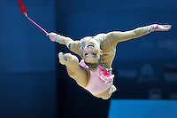August 29, 2013 - Kiev, Ukraine - LAURA JUNG of Germany performs at 2013 World Championships.