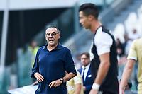 Maurizio Sarri coach of Juventus <br /> Torino 28/09/2019 Allianz Stadium <br /> Football Serie A 2019/2020 <br /> Juventus FC - SPAL <br /> Photo Image Sport / Insidefoto