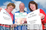 Is Home Help finally delighted to get contracts: Left to right: Noreen McElligott, Darren.OReilly and Margaret Breen