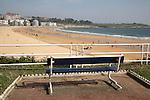 Sardinero Beach, Santander, Cantabria, Spain