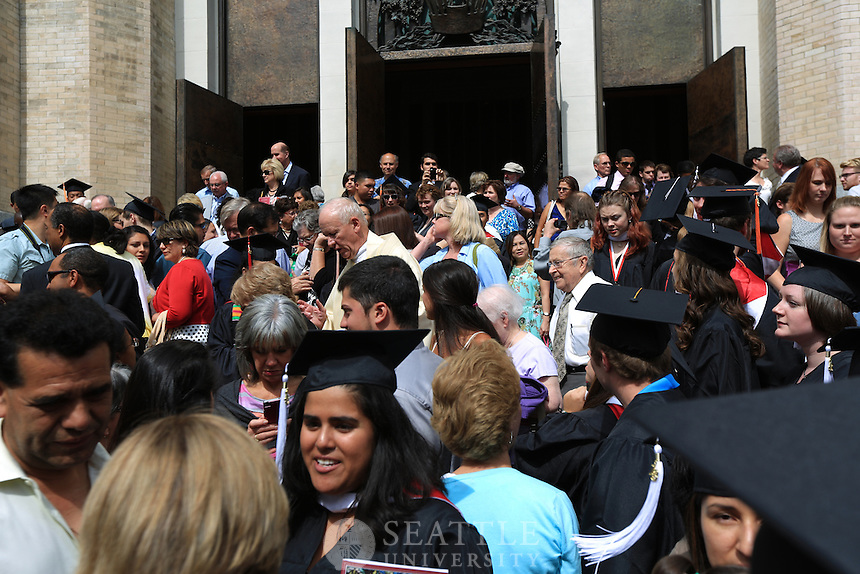 06152013- Baccalaureate Mass 2013