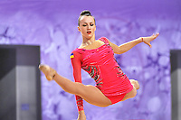 September 22, 2014 - Izmir, Turkey - ANNA RIZATDINOVA of Ukraine performs at 2014 World Championships.