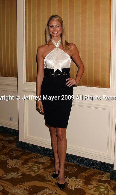 BEVERLY HILLS, CA. - June 05: Actress Stacy Keibler arrives at the Step Up Women's Network's 2009 Inspiration Awards Luncheon at the Beverly Wilshire Four Seasons Hotel on June 5, 2009 in Beverly Hills, California.
