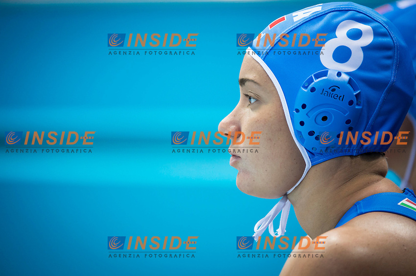 BIANCONI Roberta Italy.Great Britain Vs. Italy.Water Polo women preliminary Round.London 2012 Olympics - Olimpiadi Londra 2012.day 08 Aug 3.Photo G.Scala/Deepbluemedia.eu/Insidefoto