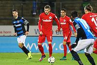 Ante Rebic (Eintracht Frankfurt)- 10.11.2016: FSV Frankfurt vs. Eintracht Frankfurt, Frankfurter Volksbank Stadion