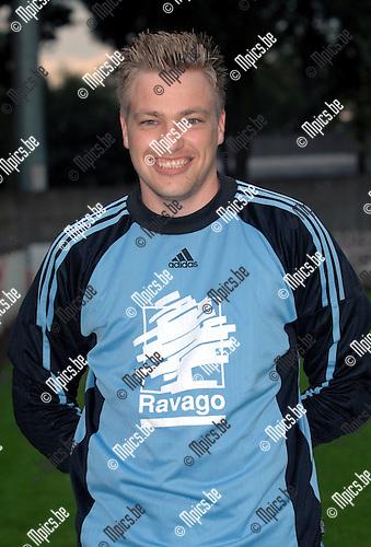 2007-07-24 / Voetbal / Verbroedering Arendonk / Joris Smeyers.