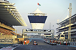 F1 Starting Grid<br />  Foto © nph / Mathis